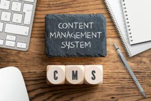CMS, выбор CMS для сайта, система управления сайтом