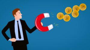 Лид-магнит, прибыль, привлечение клиентов