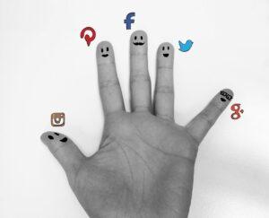 Пинтерест, интеграция и сравнение Пинтерест с другими соцсетями
